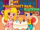 Jane Valentines Day Slacking