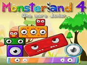 Monsterland 4 - One More Junior