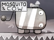 Mosquito and Cow