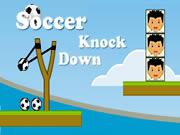 Soccer Knockdown
