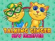 Talking Ginger New Semester