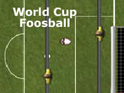 The Ultimate World Cup - Foosball Edition