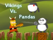 Vikings Vs. Pandas