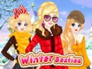Winter Besties Dressup
