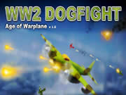 WW2 Dogfight Age of Warplane