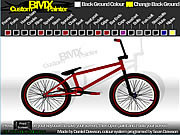 Custom BMX Painter