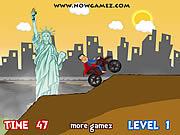 American Dirt Bike