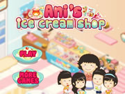 Ani's Ice Cream Shop