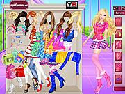 Barbie At School