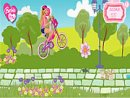 Barbie & Me Bike Game