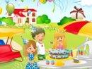 Birthday Party Decor