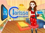 Clarissa Doll Dress Up