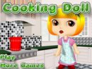 Cooking Doll