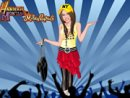 Hannah Montana As Miley Cyrus