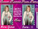 Hannah Montana Photo Mishap
