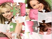 Hannah Montana Puzzle 4