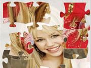Hannah Montana Puzzle 8