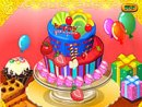 Happy Newyear Cake