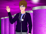 Justin Bieber Dressup Game