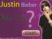 Justin Bieber Fan Quiz