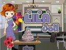 Lila Doll