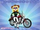 Miranda The Biker