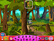 Monkey Hidden Game