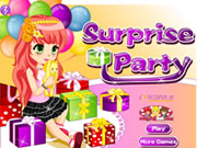 Party Dress Up Game