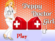 Peppy Doctor Girl