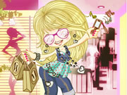 Pop Star Doll