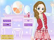 Prep School Chick Dressup