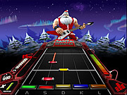 Santa Rockstar 4