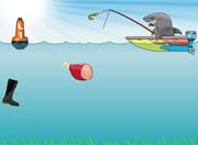 Shark the Fisherman
