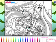 Winx Club Bisikletleri