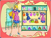 Winx Club Girl Dress Up