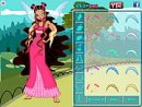 Winx Club Layla Dress Up