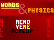 Words and Physics