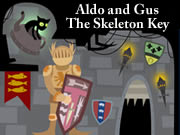 Aldo and Gus: The Skeleton Key