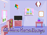 All Alone Home Escape