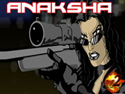 Anaksha - Female Assassin