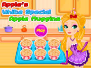 Apple White's Special Apple Muffins