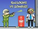 Balloons Vs. Zombies
