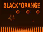 Black 'N' Orange