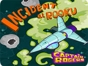 Captain Rogers Incident At Rooku