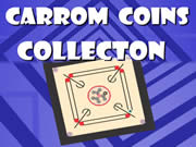 Carrom Coins Collection