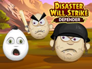 Disaster Will Strike 5: Defender