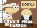 Doors: Dave's Free Lesson