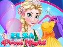 Elsa Prom Night