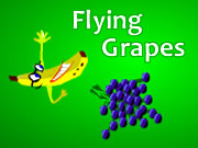 Flying Grapes