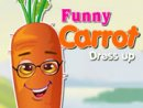 Funny Carrot Dress Up